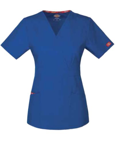 Filipina Dickies Medical cuello Mock 86806 para Dama
