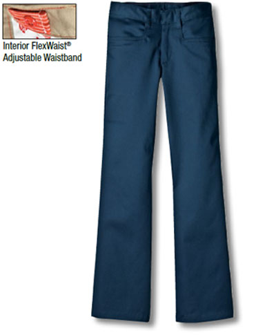 Pantalon Dickies Stretch KP969 Para Dama