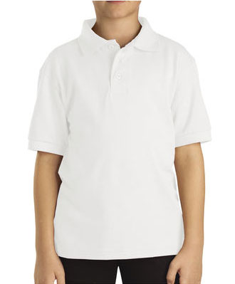 Playera Tipo Polo Pique Dickies KS3552 Pre-Escolar