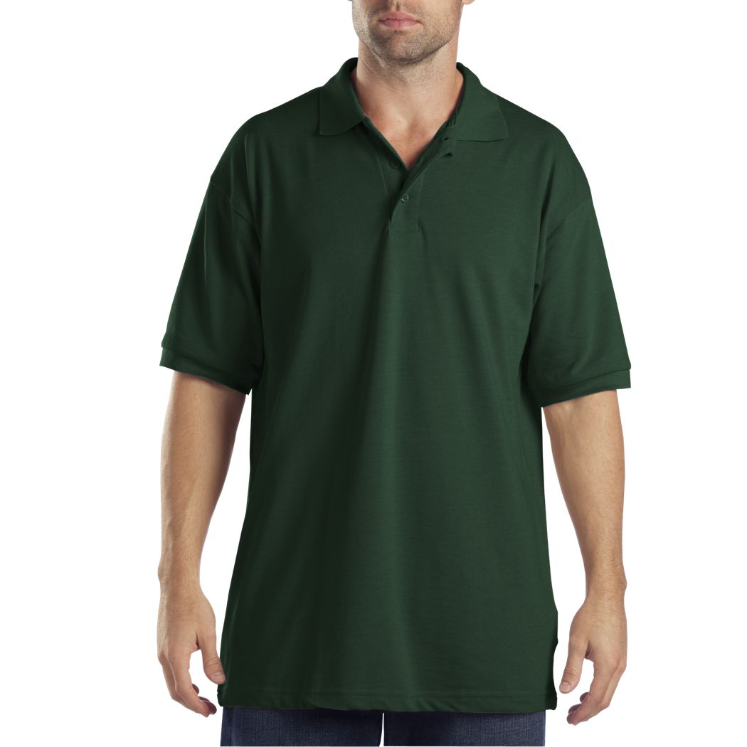 Playera Tipo Polo Pique Dickies KS5552 para Caballero
