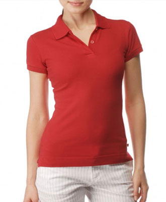 Playera Tipo Polo Dickies Girl PQ924L para Dama